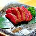 料理メニュー写真石垣牛のグリル