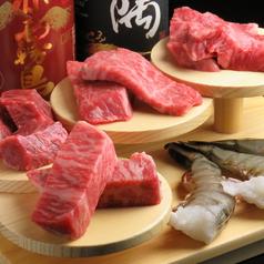 本格七輪焼肉 肉がたりの写真