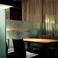 テーブル席(3~4名)