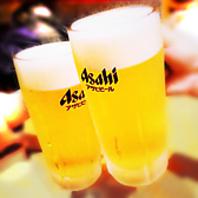 美味しいビールとお肉は甘太郎