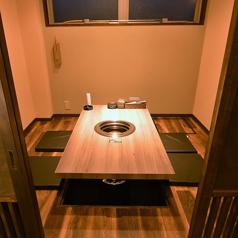 個室が充実☆会社帰りのお食事はもちろん、デートや女子会、ご家族でのご利用にもオススメ◎