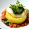 料理メニュー写真天然魚のサフランリゾット