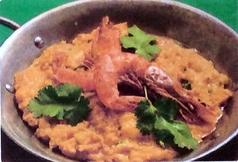 料理メニュー写真ボボ・デ・カマラォン