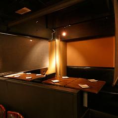 個室 魚 肉バル マグロセンター カンパイ屋 新宿本店の雰囲気1