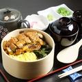 料理メニュー写真【予約優先】 炭焼/特選ひつまぶし(肝吸い付)