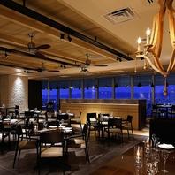 地上14階から、大阪の街を一望できます☆デートに最適!!