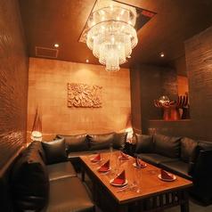 リゾートレストラン カスケード 銀座店の雰囲気3