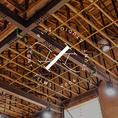 スタジオは広さ22坪で、オーナーがワイヤアクションの練習ができる高さがあり、広々とした空間にマットやサンドバッグなどを備ています。