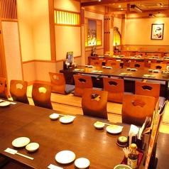 魚鮮水産 さかなや道場 松山三番町店の雰囲気1