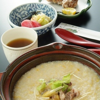 ハイスープの雑炊