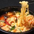 料理メニュー写真汁なしマーボー麺