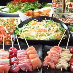 焼鳥Dining YUTORI ユトリのおすすめ料理1