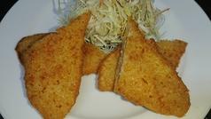 ササミチーズカツ(White meat cutlet w/cheese)