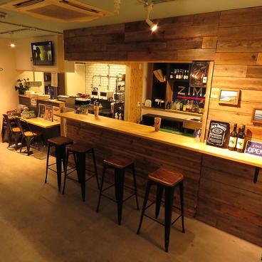 OZ DINER CAFE&BARの雰囲気1