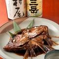料理メニュー写真真鯛のカブト煮 or 焼き