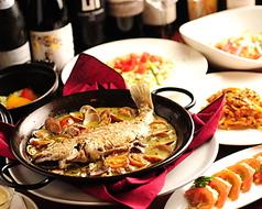 seafood Italian FUCAの写真
