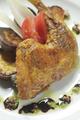 料理メニュー写真フランス産 鴨の腿肉コンフィ