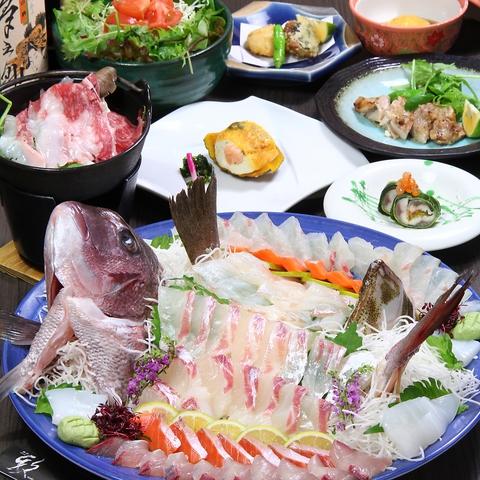本格和食をカジュアルに愉しめるお店…お座敷・テーブル席完備★