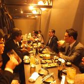 炭火居酒屋 炎 札幌 北口店の雰囲気3