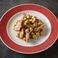 料理メニュー写真ひよこ豆とパンチェッタ