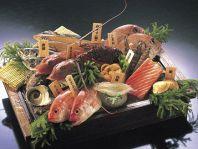 料理の主役は『魚』!!