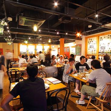 魚貝バル Mabuchi マブチ 浜松店の雰囲気1