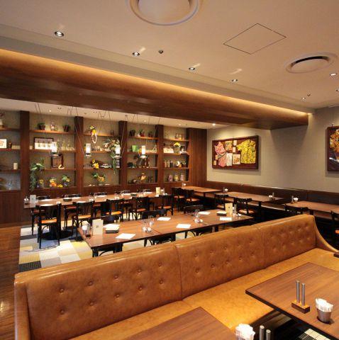 cafe Restaurant 24 品川プリンスホテル|店舗イメージ3