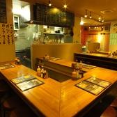 焼肉 ホルモン きんたろー 調布店の雰囲気3