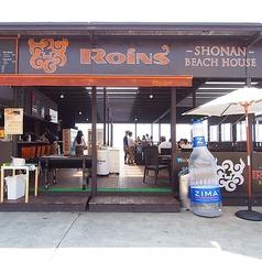 海の家 ロインズ ビーチハウス ROINSの写真