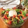 料理メニュー写真neppuu自慢のサラダ