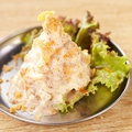 料理メニュー写真バカポテトサラダ