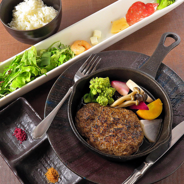 ハンバーグ&ワイン食堂 井の頭モンスター 三鷹台店のおすすめ料理1