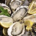宮城県産の牡蠣を使用★牡蠣は冬だけじゃない!?仕入先は最も良い牡蠣がある浜を選定して、水揚げを行いその時々の「一番牡蠣」を出荷さており、一年を通して安定的に良質な牡蠣を味わえます♪