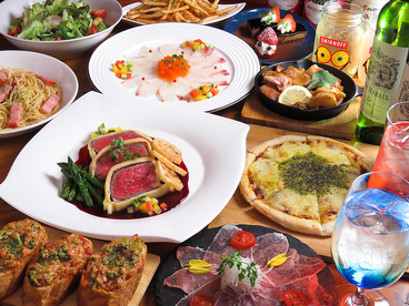 SPORTS DINING&BAR EN‐JOYのおすすめ料理1