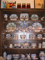 ブルターニュ地方の陶器