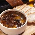 料理メニュー写真ベーコンとマッシュルームのオリエンタルチリージョ