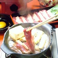 鶴我名物のさくら鍋