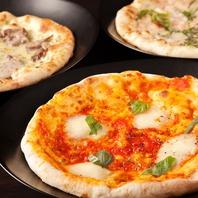 【DIME PIZZA】生地からこだわったDIMEのピザ