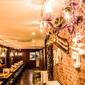 本格イタリアンの名前の通り、スタイリッシュな店内は女子会や合コンといった様々なご宴会に最適な空間造りとなっております◎誕生日や記念日にはメッセージ入りの特製デザートプレート無料サービスや、乾杯の生ビール無料特典など、お得クーポンも各種ご用意!上野・御徒町エリアでの様々なご宴会にお役立てください♪