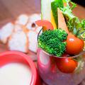 料理メニュー写真彩野菜のバーニャカウダ