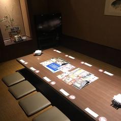 大人数でもご利用可能な個室もご用意しています!人気のカラオケ付の個室も1部屋あります。魚民は二次会にも最適です☆