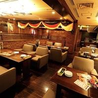 最大300名様◎貸切・個室・ソファ・テーブル席完備★