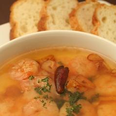 料理メニュー写真海老のオリエンタルチリージョ