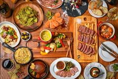 肉バルEG 袋町店のコース写真