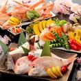 素材を活かした本格和食をご堪能あれ!!
