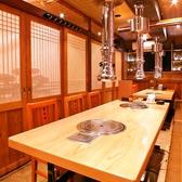 チョンソル 青松 赤坂の雰囲気2
