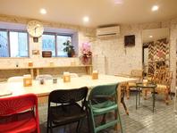 カフェみたいなオシャレ空間