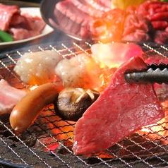 朝日屋精肉店 則武店 焼肉の写真