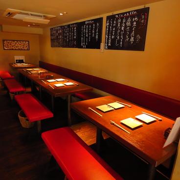庵狐 恵比寿店の雰囲気1