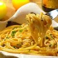 料理メニュー写真生ウニのパスタ(クリームorトマトクリーム)